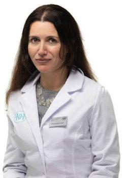 Подольская Ольга Геннадьевна - психиатр центра Фарватер в Москве