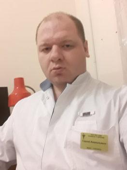 Врач-психиатр Борискин Сергей