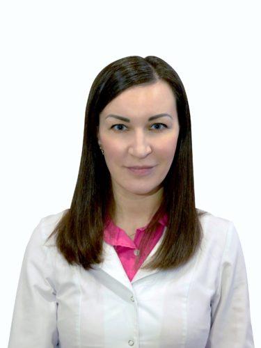 Психиатр в Москве - Сомова Вероника Михайловна