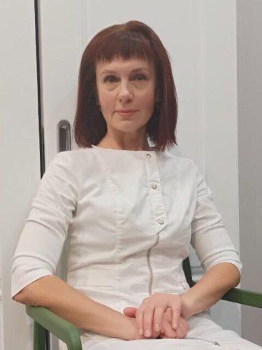 Психиатр в центре Фарватер в Москве - Ковальчук Ирина Антольевна