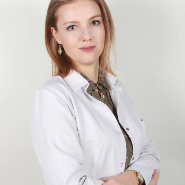 Психиатр в центре Фарватер в Москве - Вербицкая Мария