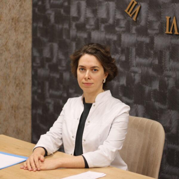 Калицкая Анастасия Владимировна